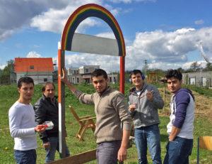 Rainbow Gemeinschaftsgarten in Weilerswist