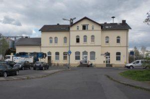 Flüchtlingsunterkunft im Bahnhof Derkum – besser als ihr Ruf