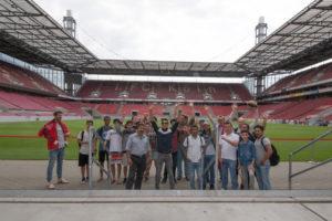 Exklusive Stadionführung beim 1. FC Köln