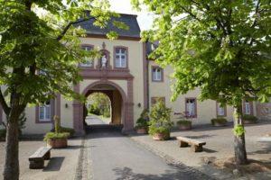"""""""Halt die Klappe"""" Führung im Kloster Steinfeld"""
