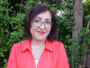Porträtfoto von Yalda