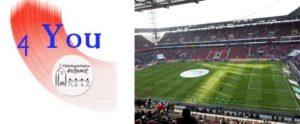 Zu Gast bei Bayer 04 Leverkusen und dem 1. FC Köln