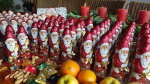 Alle Jahre wieder …  Nikolausaktion für Kinder von Geflüchteten in Weilerswist